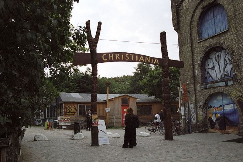 Christiania – Freetown, Copenhagen