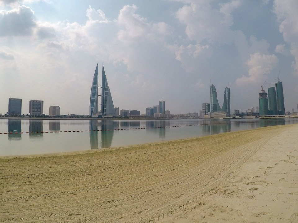 A short break in Bahrain: Four Seasons Bahrain Bay