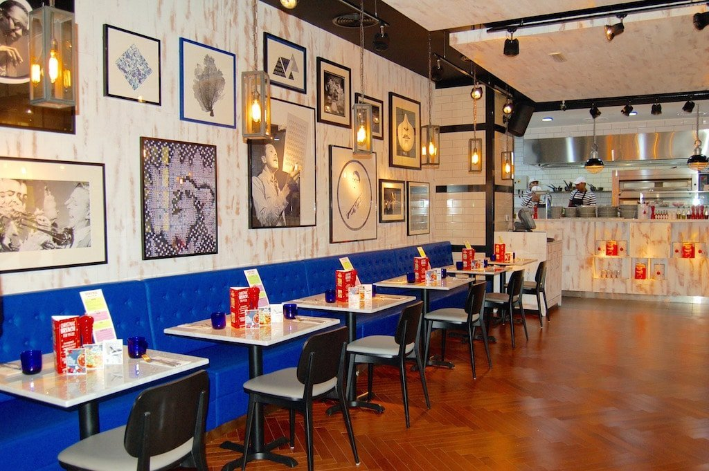 Friday Brunch: Jazz Pizza Express Abu Dhabi