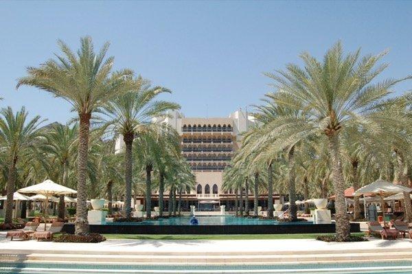 Short Break Al Bustan Palace Muscat Arabian Notes 2016 5